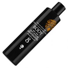 Tecna lmz body 8 soft stylizer - black защитное средство для тонких ,ломких и кудрявых волос 250мл