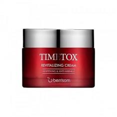 крем для лица антивозрастной berrisom timetox revitalizing cream