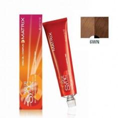 MATRIX 6WN краска для волос, темный блондин теплый натуральный / КОЛОР СИНК 90 мл