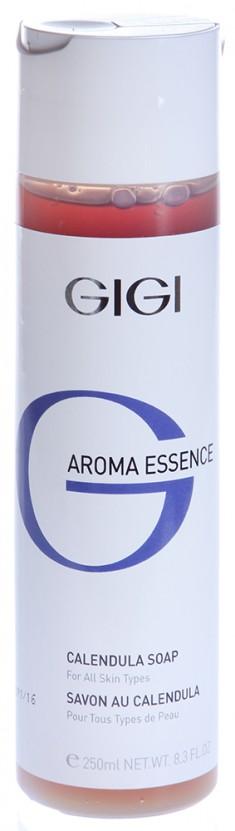 GIGI Мыло для всех типов кожи Календула / Soap Calendula For All Skin AROMA ESSENCE 250 мл