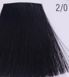 WELLA PROFESSIONALS 2/0 краска для волос, черный натуральный / Koleston Perfect ME+ 60 мл