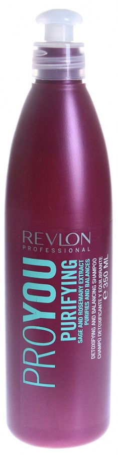 REVLON PROFESSIONAL Шампунь очищающий для волос / PROYOU PURIFYING 350 мл