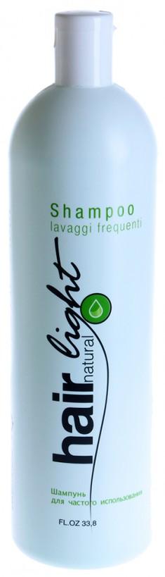 HAIR COMPANY Шампунь для частого использования / Shampoo Lavaggi Frequenti HAIR LIGHT 1000 мл