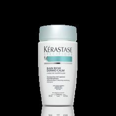 KERASTASE Шампунь-ванна для чувствительной кожи головы и сухих волос Дермокалм Риш / СПЕСИФИК 250 мл