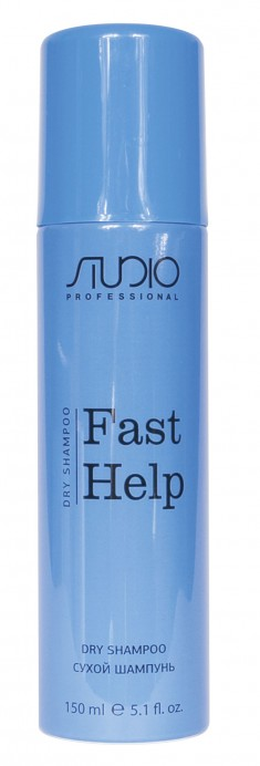 STUDIO PROFESSIONAL Шампунь сухой для волос / Fast Help Studio Professional 150 мл Kapous