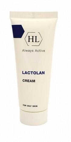 HOLY LAND Крем увлажняющий для жирной кожи / Moist Cream For Oily Skin LACTOLAN 70 мл