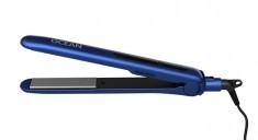 DEWAL PROFESSIONAL Щипцы для волос Ocean синие, с терморегулятором, керамико-турмалиновое покрытие, 25х90 мм, 35 Вт