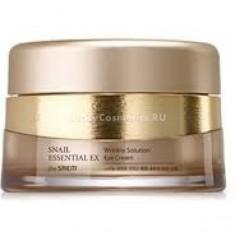The Saem Snail Essential EX Wrinkle Solution Cream