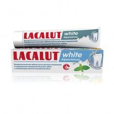 Лакалют зубная паста Уайт Альпийская мята 75мл LACALUT