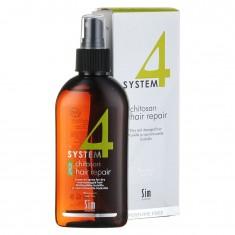 Sim Sensitive Система 4 восстановитель волос терапевтический с хитозаном R спрей 200мл