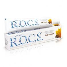 Рокс/Rocs Зубная паста Рокс Кофе и табак 74 гр.