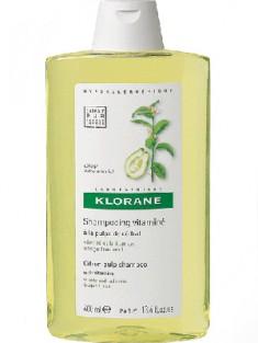 Клоран (Klorane) Шампунь тонизирующий с мякотью цитрона для блеска волос 400 мл