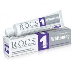 Рокс UNO Whitening  Зубная паста  Отбеливание 74 гр ROCS