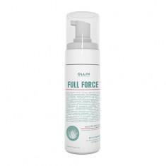 Ollin Professional FULL FORCE Мусс-пилинг для волос и кожи головы с экстрактом алоэ 160мл