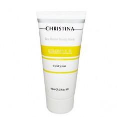 Ванильная маска красоты для сухой кожи, 60 мл (Christina)