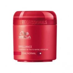 Крем-маска для окрашенных нормальных и тонких волос, 150 мл (Wella Professional)