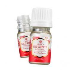 Масло розы для интимной гигиены, 4 мл (Secret Key)