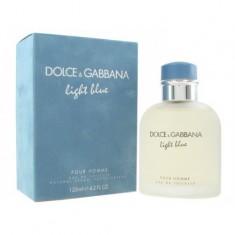D&G LIGHT BLUE вода туалетная муж 125 ml DOLCE & GABBANA