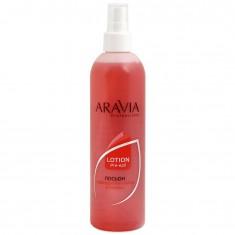 Aravia Лосьон для подготовки кожи перед депиляцией с экстрактами мяты и березы 300мл Aravia professional