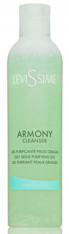 LEVISSIME Гель очищающий / Armony Cleanser 250 мл