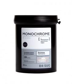 GLORIA Паста сахарная плотная корректирующая для депиляции / Monochrome 0,8 кг