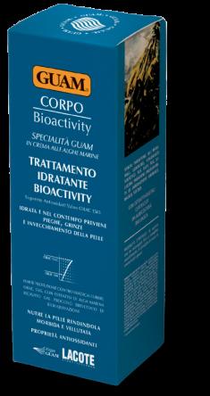 GUAM Крем увлажняющий биоактивный для тела / CORPO 200 мл
