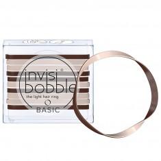 INVISIBOBBLE Резинка для волос / BASIC Mocca & Cream 10 шт