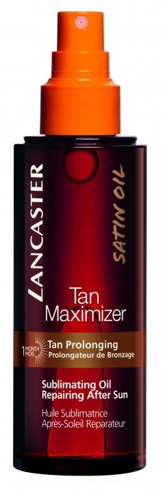 LANCASTER Масло для усиления загара / After Sun Tan Maximizer 150 мл