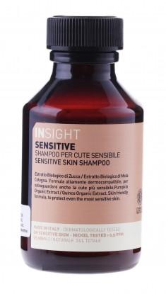 INSIGHT Шампунь для чувствительной кожи головы / SENSITIVE 100 мл