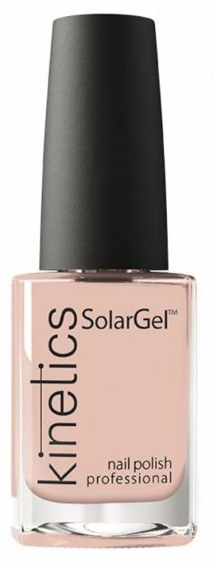 KINETICS 405 лак профессиональный для ногтей / SolarGel Polish Fragile 15 мл