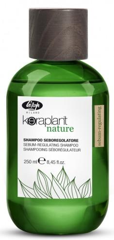 LISAP MILANO Шампунь себорегулирующий / Keraplant Nature Sebum-Regulating Shampoo 250 мл