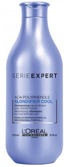 L'OREAL PROFESSIONNEL Шампунь для холодных оттенков блонд / Blondifier Cool 300 мл LOREAL PROFESSIONNEL