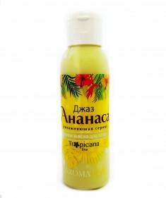 AROMA JAZZ Крем-масло для тела Джаз Ананаса 100 мл