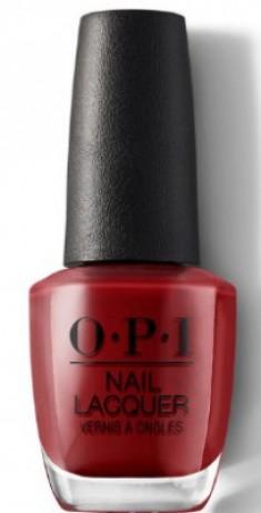 Лак для ногтей OPI Peru I Love You Just NLP39