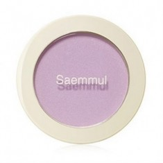 Румяна THE SAEM Saemmul Single Blusher PP01 Orchid Rumor 5гр