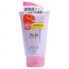 пена-скраб для лица bcl aha wash cleansing