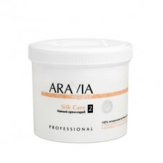 Крем-скраб мягкий Aravia Professional Organic Silk Care 550 мл