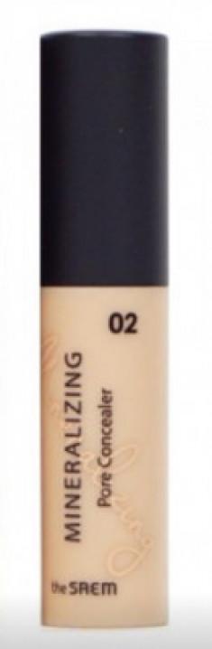 Консилер для маскировки пор THE SAEM Mineralizing Pore Concealer 02 Rich Beige 4ml