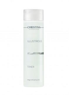 CHRISTINA Тоник восстанавливающий для лица / Illustrious Toner 300 мл