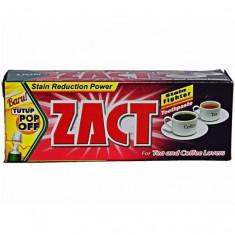 Лион Зубная паста ZACT Smoker for Tea and Coffee отбеливающая 190 г LION