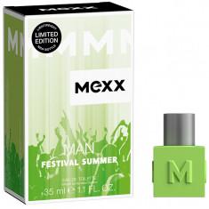 MEXX FESTIVAL SUMMER Туалетная вода мужская 35мл