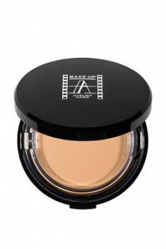 Тон компактный Make-Up Atelier Paris HD TCHD1Y желтый, 12г