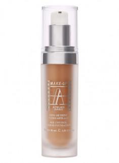 Тон-флюид антивозрастной Make-Up Atelier Paris 1A AFL1A бледно-абрикосовый, 30мл