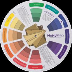 Цветовой Круг Manly Pro