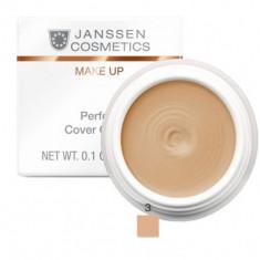 Тональный крем-камуфляж Janssen Cosmetics Perfect Cover Cream тон03 5 мл