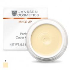 Тональный крем-камуфляж Janssen Cosmetics Perfect Cover Cream тон01 5мл