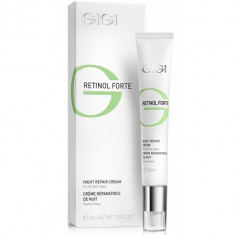 GIGI Retinol Forte Night Cream\ Ночной восстанавливающий лифтинг крем 50 мл