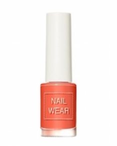 Лак для ногтей THE SAEM Nail wear 98. Cozy Coral 7мл