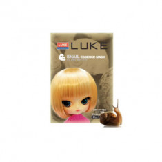 Маска с экстрактом слизи улитки 4Skin LUKE Snail Essence Mask 21г.