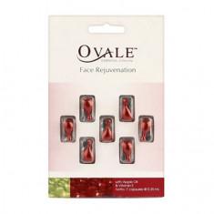 Ovale, Капсулы для лица Face Rejuvenation, 7х0,35 мл